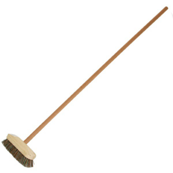 Handled Deck Scrub Sweeping Brush