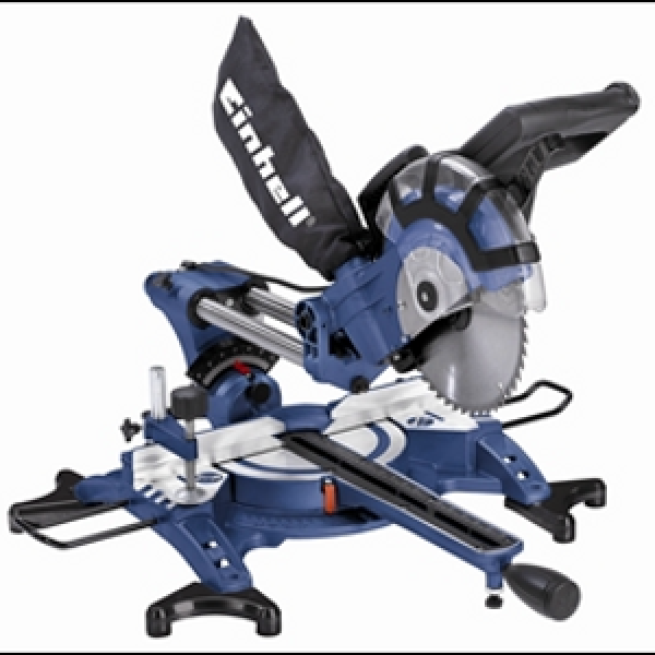 Einhell 210mm Dual Bevel Sliding Mitre Saw