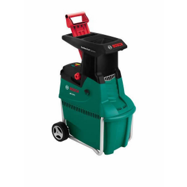 garden shredder. Bosch AXT 25 TC Garden Shredder 0600803370