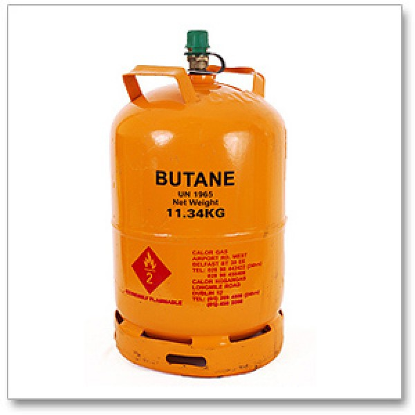 Trugas Butane Bottle Of Gas 11kg