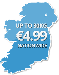 Up to 30kg €4.99 Nationwide