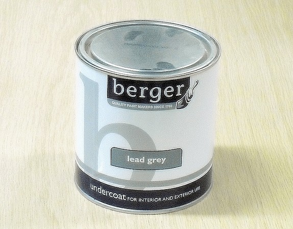 Undercoat Paint Assorted Sizes And Colours