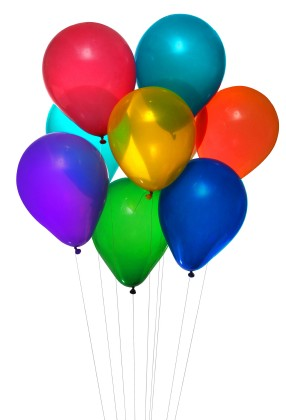 Personalised 11 quot laytex balloon 100 1000 pack