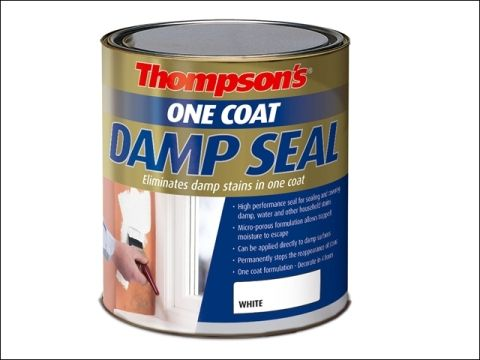 ronseal thompsons damp seal 250ml or 750ml. Black Bedroom Furniture Sets. Home Design Ideas